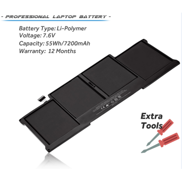 "Bateria Macbook Air 13 ""A1405 A1496 A1377"
