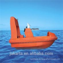 Marine 6.5M FRP SOLAS Wasser schnelles Rettungsboot