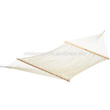 Hamaca de cuerda de algodón 200 * 100cm