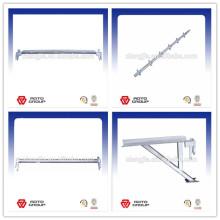 2016 meilleurs ventes kwikstage échafaudages de construction à vendre pour le système d'échafaudage de coffrage de toit de dalle de béton