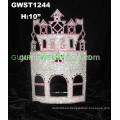 Corona sólida del castillo