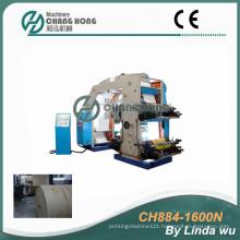 4 Colornon Woven Printing Machine (CH884-1600N)