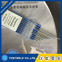 3.0*150mm WC20 Cerium Tungsten Arc Welding Electrode