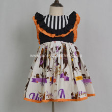 Halloween dress party dress for kids