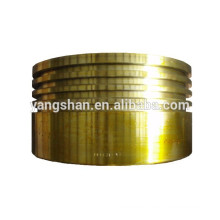 supply SULZER piston crown for marine engine