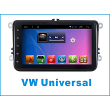 Android System Car DVD for VW Universal 8 Inch