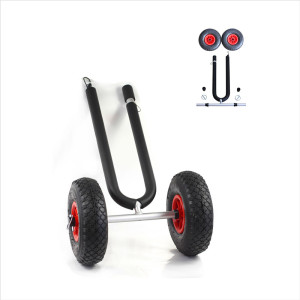 onefeng aluminum SUP cart carry one SUP