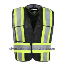 New Fashion and High Quality Reflective Safety Mesh Vest