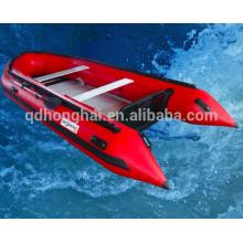 Certificado CE 5persons barco inflable barato para la venta