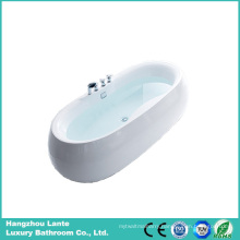 Popular Modern Acrylic Small Fresstanding Bathtub (LT-9S)