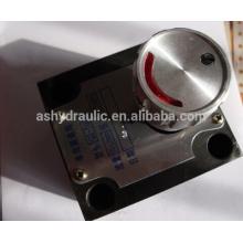 Válvula de control de flujo hidráulico Q-H8,Q-H10,Q-H20,Q-H32,QA-H8,QA-H10,QA-H20,QA-H32