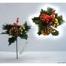 Аксессуары декоративные Рождественские выбирает дерево