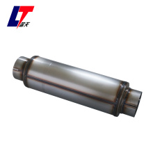 "Stainless steel 7"" round car muffler LT460031"