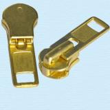 No. 3 Brass Metal Zipper Slider
