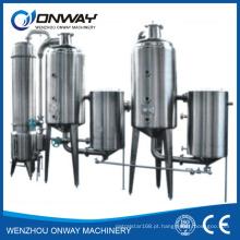 Sjn mais alto preço de fábrica eficiente Fruta de Aço Inoxidável Suco de Maçã Máquina Milk Evaporator Dairy Plant