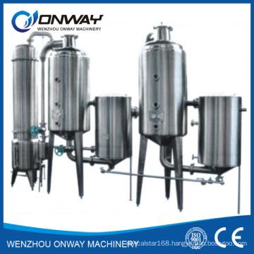 Sjn Higher Efficient Factory Price Stainless Steel Fruit Apple Juice Machine Milk Evaporator Dairy Plant