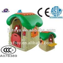 Equipamento impertinente do playhouse do plástico do fort para miúdos