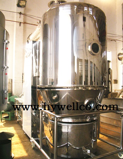 Cattle Feed Fluidized Dryer