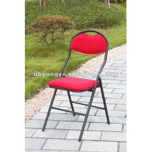 Chaise pliante rembourrée B-005