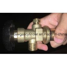 Valve 40L de cylindre en aluminium de haute qualité
