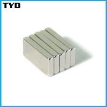 Grau N42 sinterizado bloco de ímã de neodímio