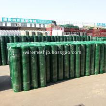 Galvanized Welded Wire Mesh Rolls With 1/2