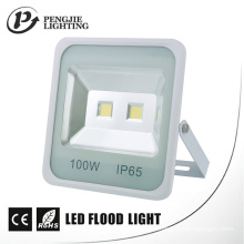 100W COB LED Square Floodlight for Outdoor Ce, RoHS