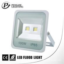 Удар 100W светодиодный квадратный Прожектор для напольного CE, одобренное RoHS