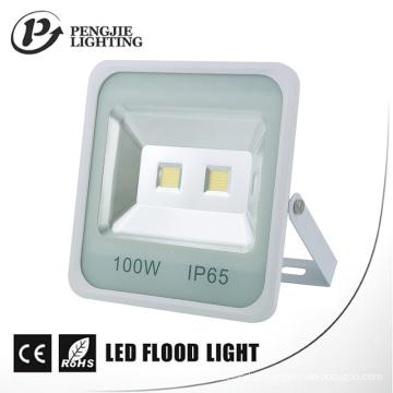 Projector do quadrado do diodo emissor de luz da ESPIGA 100W para o Ce exterior, RoHS