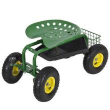 Garden Work Seat Cart