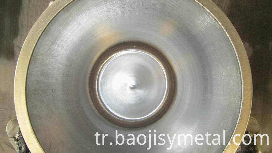 Pure Tungsten Crucible