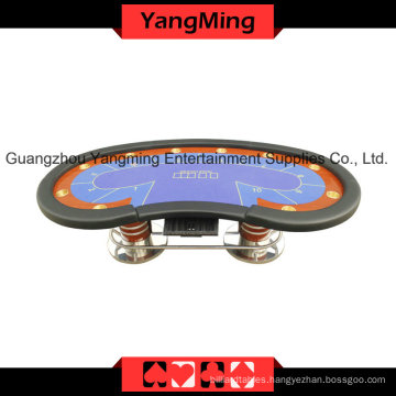 Bean 2 Generation Upgrade Texas Poker Casino Table (YM-TB013)