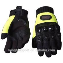 Mini guantes de moto Motocross Riding Racing guantes de dedo completo