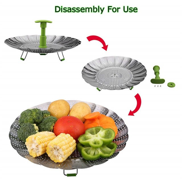 Pressure Cooker Steamer Basket