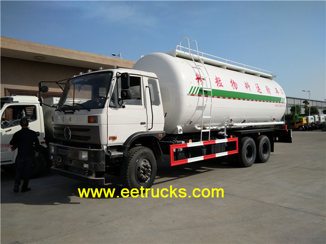 Bulk Powder Tanker