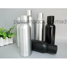 Großhandelsaluminiumflasche für das Trinken mit Kappe (PPC-AB-46)
