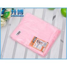 Serviette de nettoyage en microfibre [Fabriqué en Chine]