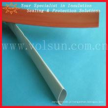 Para manga termorretrátil de isolamento com barra de base