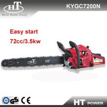 72cc KYGC7200N gran potencia gasolina motosierra
