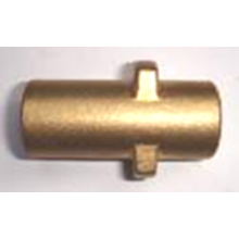 Brass Adapter High Pressure Bayonet G1/4  F  Fitting