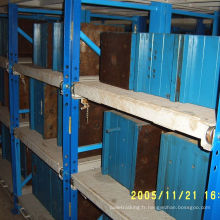 Rayonnage de moule industriel robuste