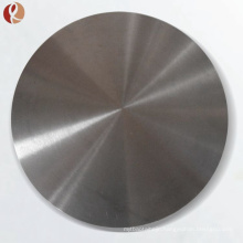 High quality surface treatment medical used titanium disc