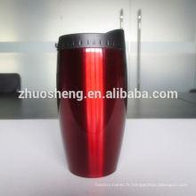 meilleure vente personnalisée par jour besoin tasse en acier inoxydable avec poignée