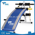 Exercices abdominaux fitness banc pliable s'asseoir