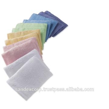 toalla de cara de algodón promocional