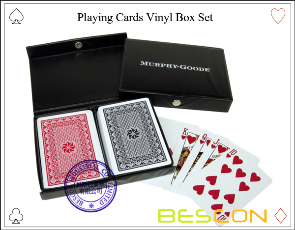 High Quality Custom Printing Playing Cards-5