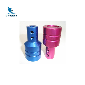 Custom Fabrication Services Anodized Aluminum Parts