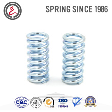 Colored Zinc Plating Conical Compression Spring