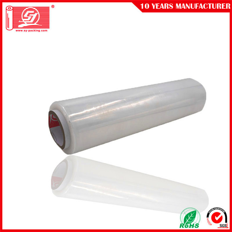 LLDPE Stretch Wrap Transparante Plastic Film