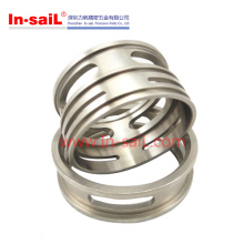 Stainless Steel and Aluminum Precision Machined Parts Manufacturer China
